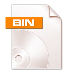 How to open BIN File