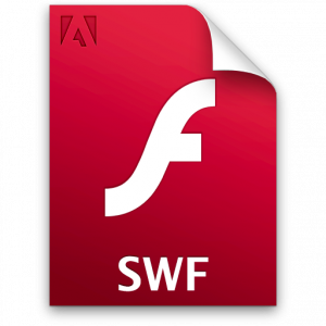 Open SWF File Extension